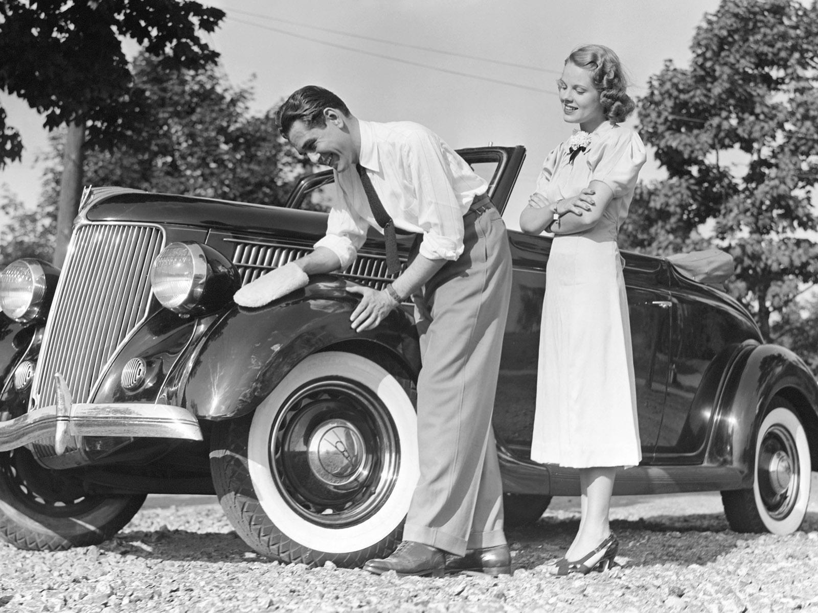 Заказ ретро автомобилей с америки 5